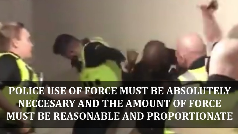 6 West Mids POLICE SCUM suspended over ASSULT