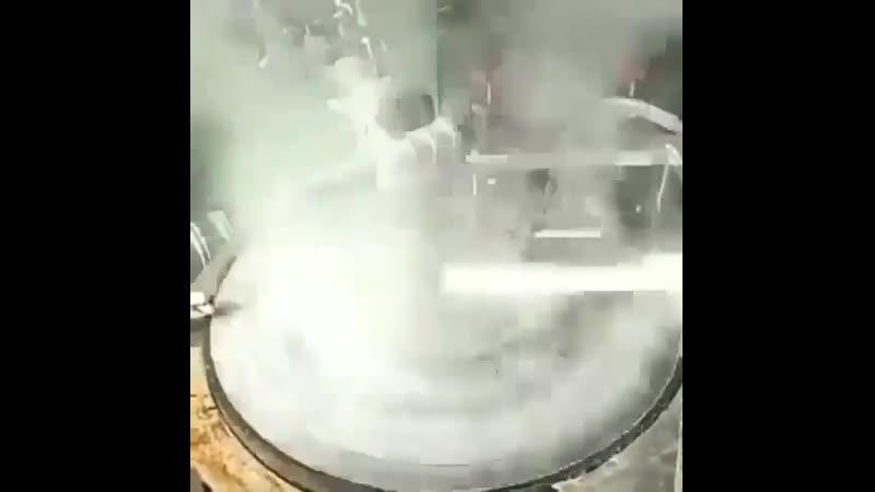 Высокие технологии (vk.com/texnomir7) - Технологичное приготовление блинов 👌🏻