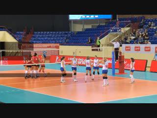 2018-11-23 I Кубок РЖД по волейболу среди женщин в Калининграде