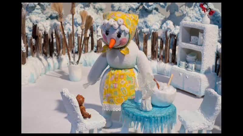 Kraukšķītis / Хрустик / Crispy (2014, Латвия) Мультфильм, Director Dace Rīdūze, based on book by Margarita Stāraste