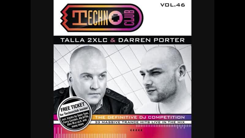 Techno Club Vol.46 - CD1 Mixed By Talla 2XLC