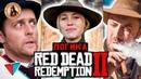 Логика Red Dead Redemption 2 (озвучил MichaelKing) - VLDL Русская Озвучка