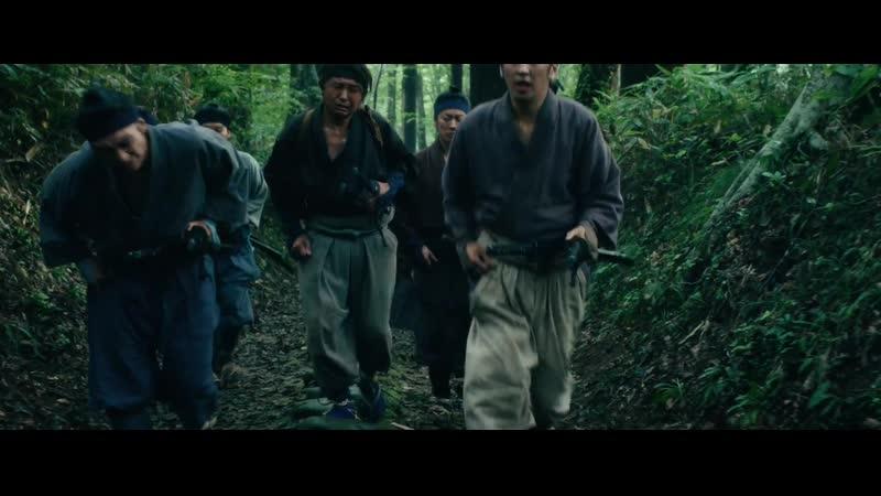 Самурайский марафон BDRip Batafurai Team