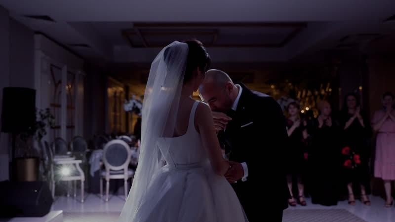 Очень красивый медленный танец Рустам и Джамиля