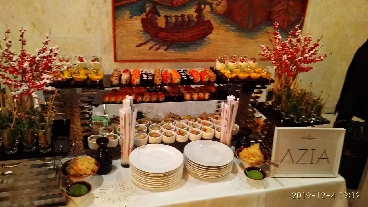 Вторая Церемония награждения профессионального конкурса отелей и ресторанов Horeca UP Ultra professional competition