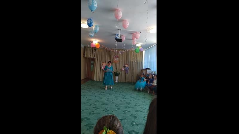 в детском саду Берёзка 7 лет