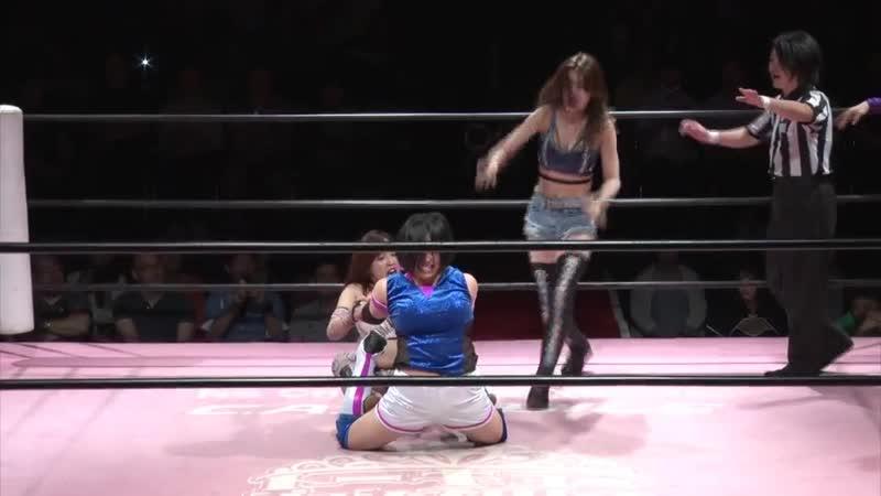 Natsumi Maki Hikari Noa Maiumi Mirai vs Yuna Manase Yuki Kamifuki Mina Shirakawa