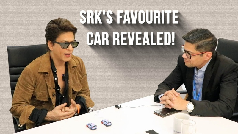 Shah Rukh Khan's favourite car likes and dislikes Talking cars with SRK