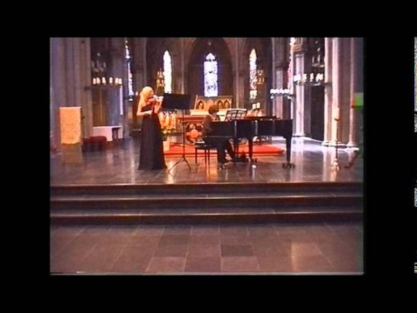 Appassionata From Secret Garden by Rolf Lovland played by Ninia Lazaar