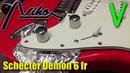 Обзор гитары Schecter Diamond Series SGR Stratocaster