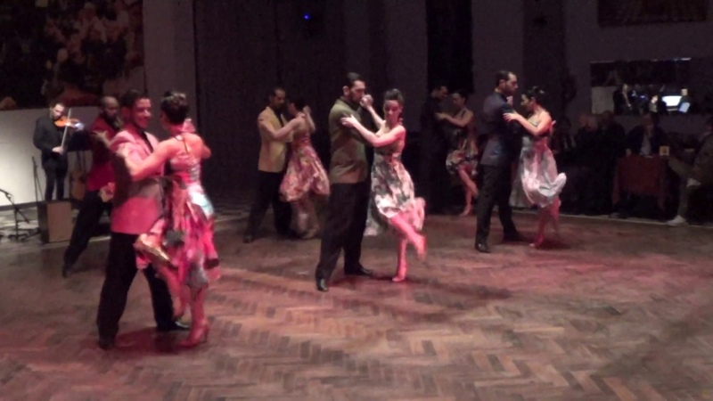 SOCIAL TANGO PROYECT Tango Sin Sabor En Salón Caning (Sept 2018)