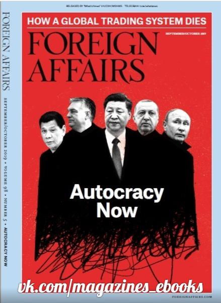Foreign affairs 2019 09-10