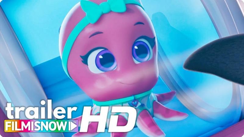 T.O.T.S. Meet Octavia, Sunny and Benny 🐙🦥🦇 Characters Trailer   Disney Junior Series