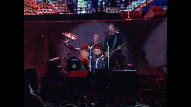 Metallica - Budapest Excerpts (2010) [RTL TV]