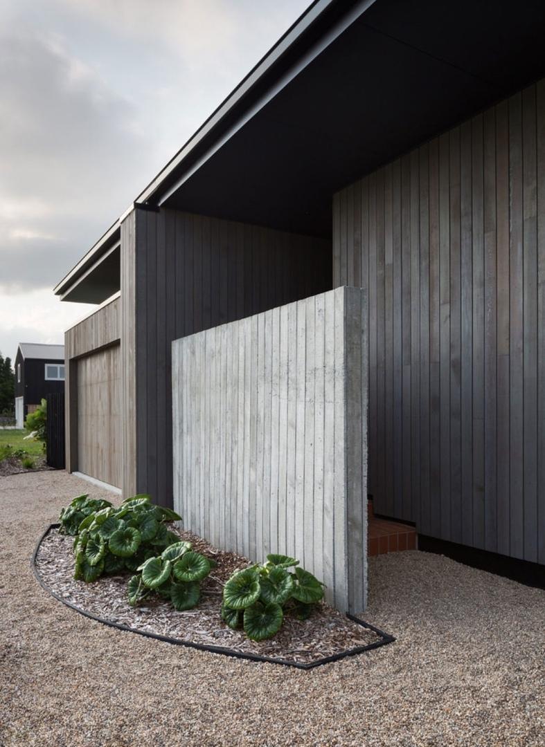Частный дом в Новой Зеландии