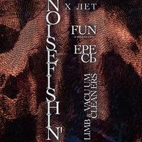 Логотип NOISEFISHIN'
