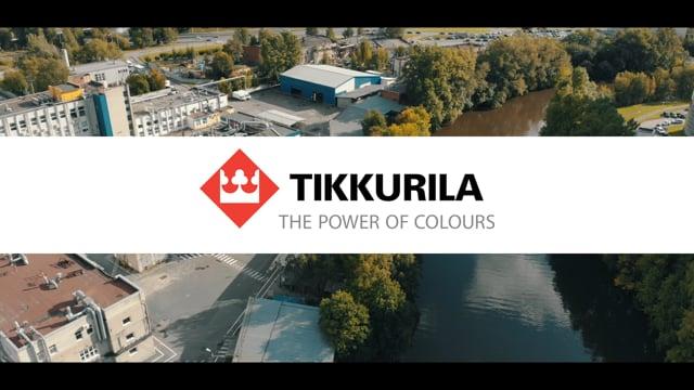 Tikkurila the power of colours