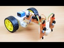 How to Make a Line Following Robot without Microcontroller