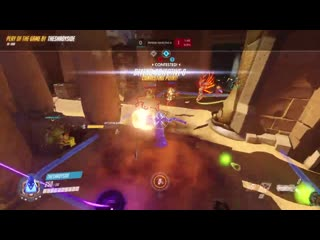 Whiffed the first death blossom, still get a second chance