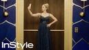 Iliza Shlesinger | 2020 Golden Globes Elevator | InStyle