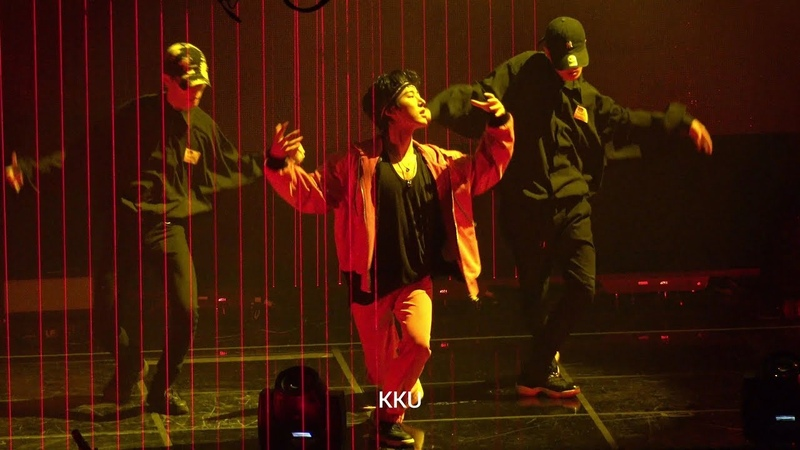 190511 iKON B.I 비아이 x DK 동혁 KEMiSTRY 2시(To My BedPure Water)