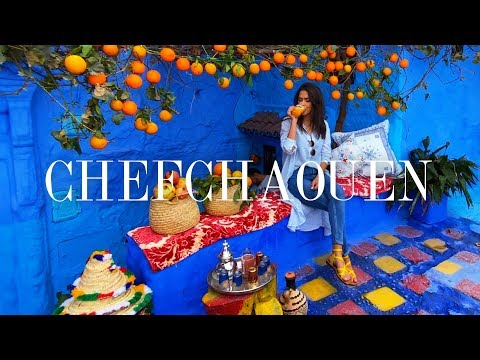 Chefchaouen, The Blue Pearl of Morocco - Shot on the iPhone 11 Pro Max w/ DJI Osmo 3