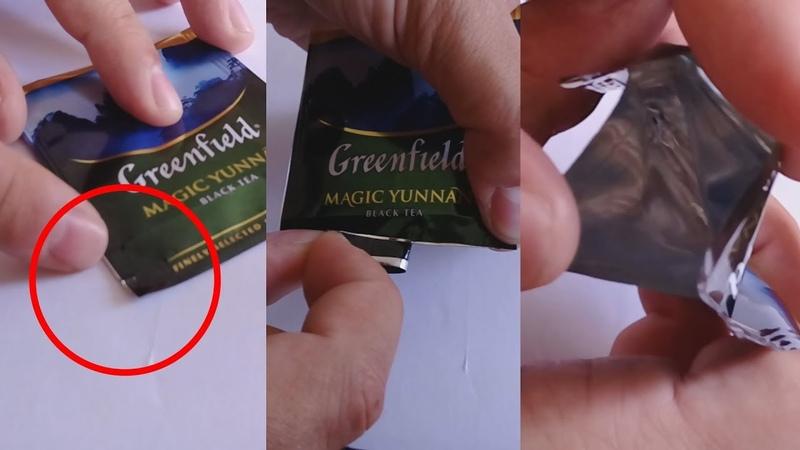 Обман потребителей: Greenfield Magic Yunnan Black Tea. Кто понесёт ответственность?