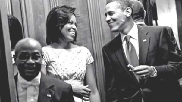 Дворецкий Белого Дома, проработавший больше полувека в резиденции президента США, в возрасте 91 года скончался от коронавируса