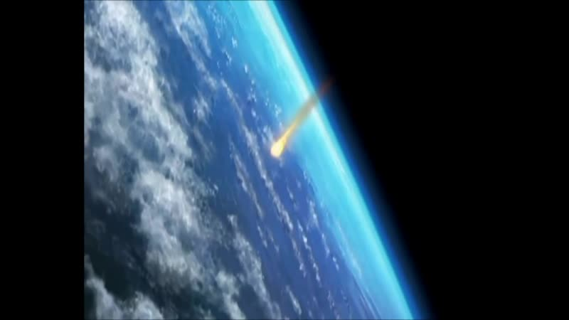 Космические катастрофы ! ( В ожидании, метеорита, Апофис )