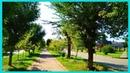 Большая прогулка по городу Котово летом