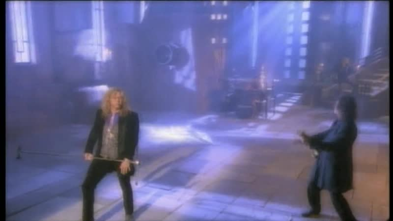 Jimmy Page David Coverdale Take Me For A Little While 1993