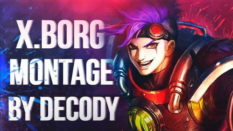 X.Borg is The King of Jump Scares [Mobile Legends]