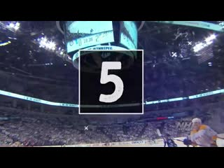 Top 5 Goals of the First Round      Apr 28, 2019