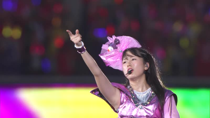 Momoiro Clover Z - BIONIC CHERRY (Momoclo Mania 2018 Day 2)