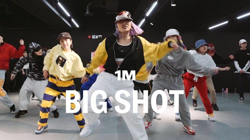 O T Genasis Big Shot Rie Hata Choreography