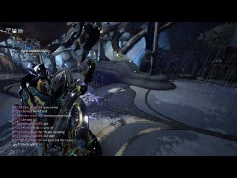 [PS4] Warframe Duo 5x3 Nightcap (loot before sunrisehdd)   Volt DPS (Vectis) POV