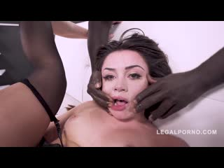 Phaze Porno - Martina Smeraldi [Threesome Sex, DP, Hardcore, IR, Abuse]