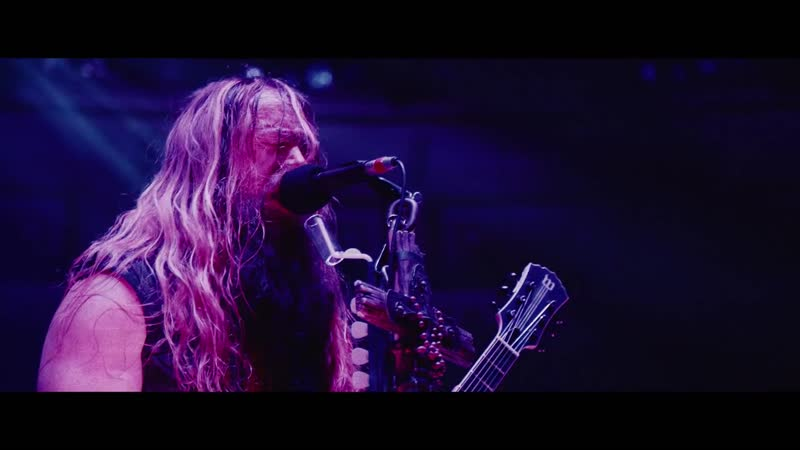 Black Label Society Trampled Down Below