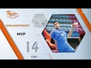 Ivan Martinovic CRO Most Valuable Player MVP IHFtv Spain 2019