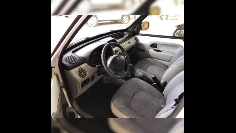 🚙 Renault Kangoo 1.5 D MT, 2005⠀❕Надежный автомобиль, неприхотлив к топливу.⠀📌Отличное техническое состояние, полностью обсл