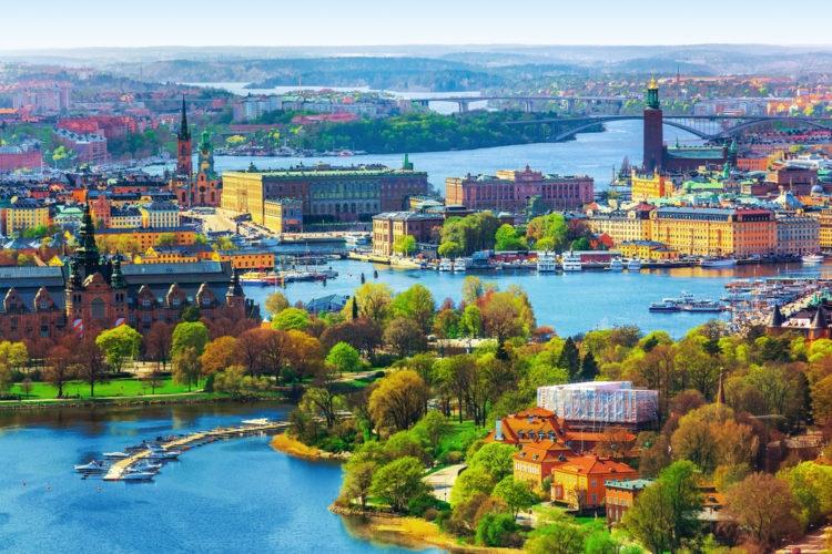 Топ-5 самых экологичных городов Земли