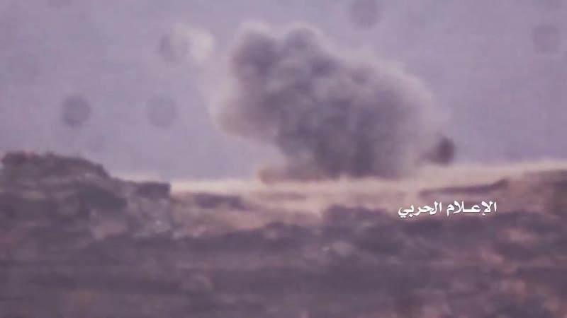 Хуситы подбили из ПТРК LAV 25 нацгвардии КСА в провинции Наджран