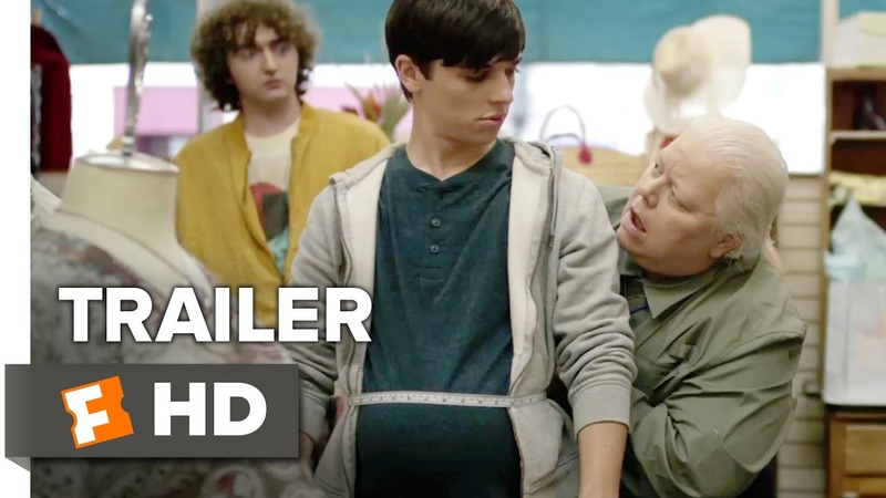 Mamaboy Official Trailer 1 2017 Sean O'Donnell Movie