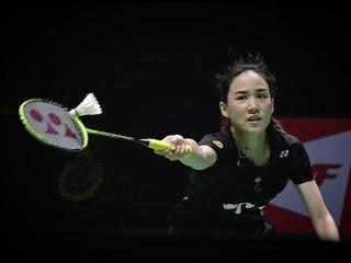 Evgeniya KOSETSKAYA vs Nitchaon JINDAPOL | Hong Kong Open 2019 Badminton