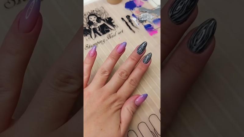 дизайн ногтей к 14 февраля 2021г Двуреченск
