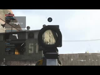 The guy was MAD after watching Killcam. Modern Warfare