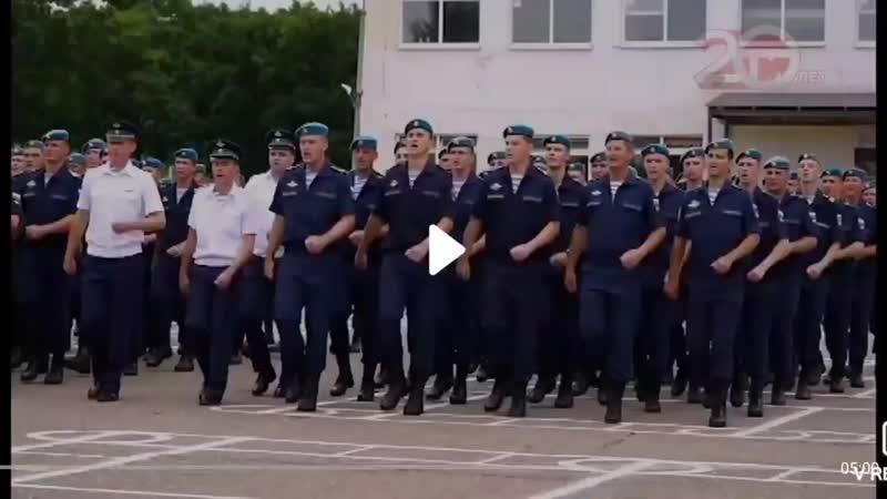 90 лет ВДВ в Уссурийске
