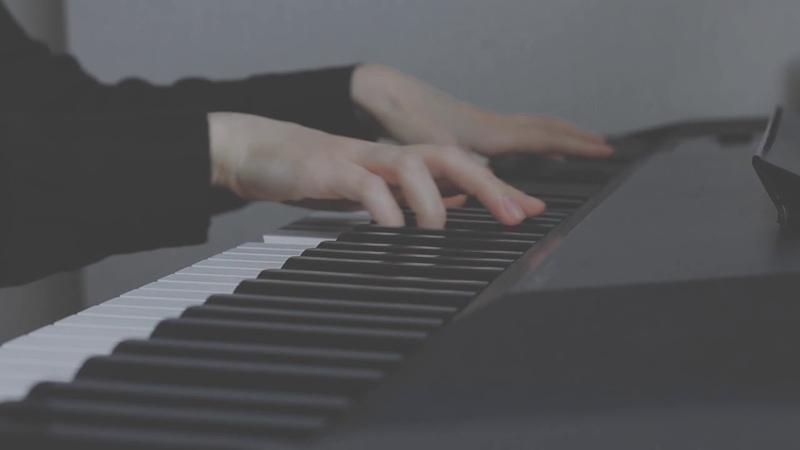 IAMX Wildest Wind piano cover
