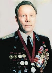 Испытатель Е.Н, Андреев