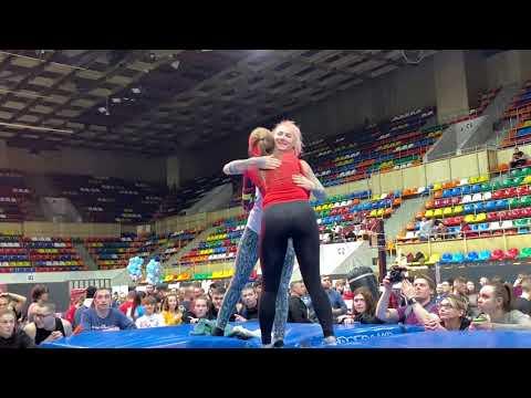 Yashankin Sports Festival 23 11 2019 luzhniki Мэни